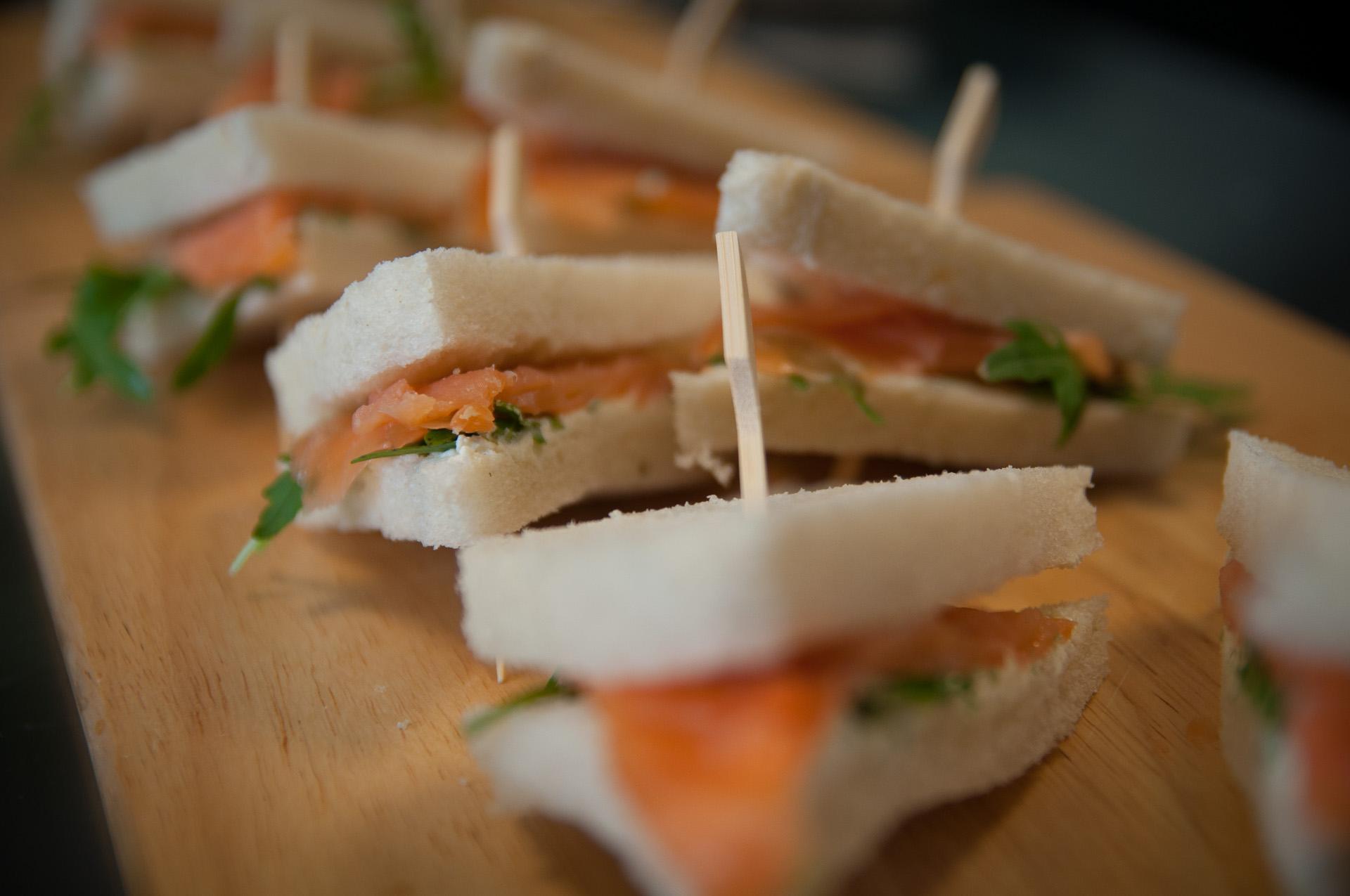 sandwiches maken